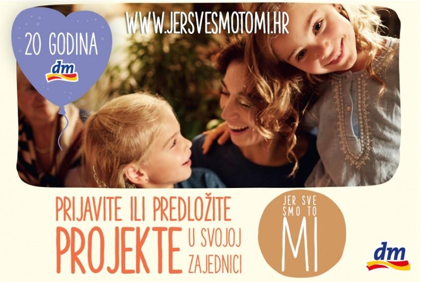 20 godina dm-a u Hrvatskoj