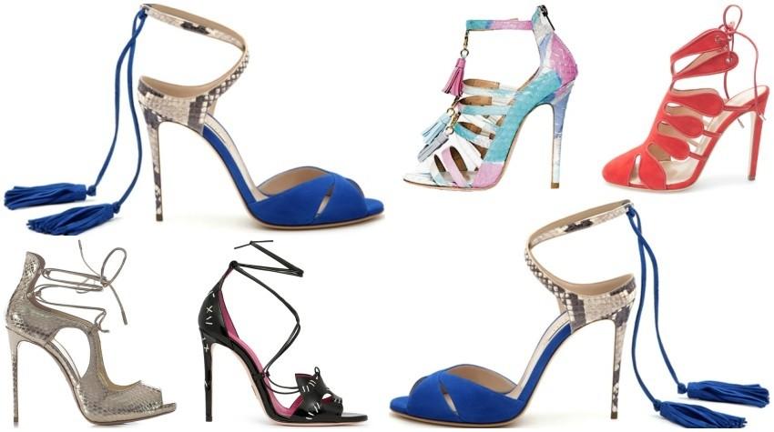 Dizajnerske cipele koje će obilježiti proljeće 2016.