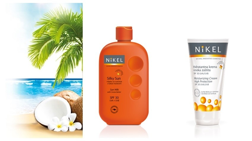 Novi veliki svjetski uspjeh naše prirodne Nikel kozmetike!