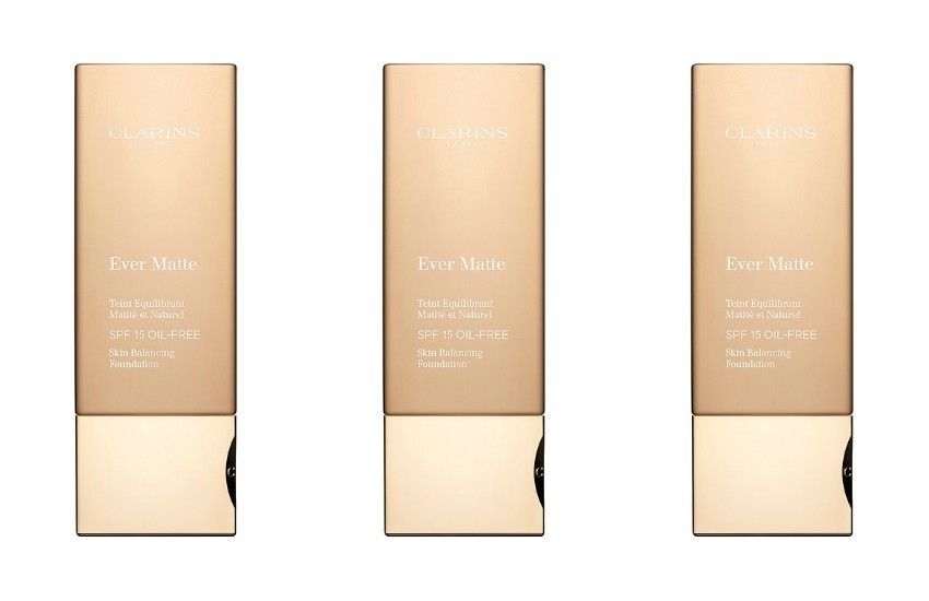 Clarins Ever Matte Skin Foundation
