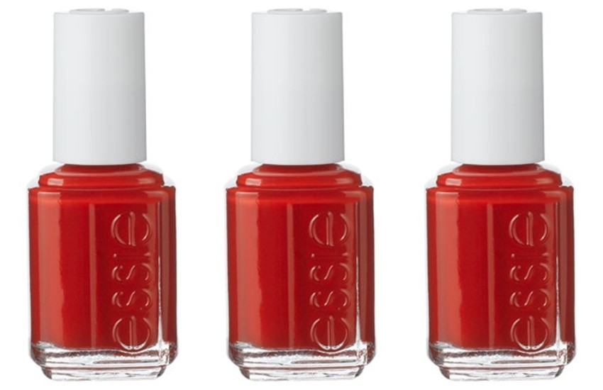"ESSIE Nail Polish ""Really Red"""