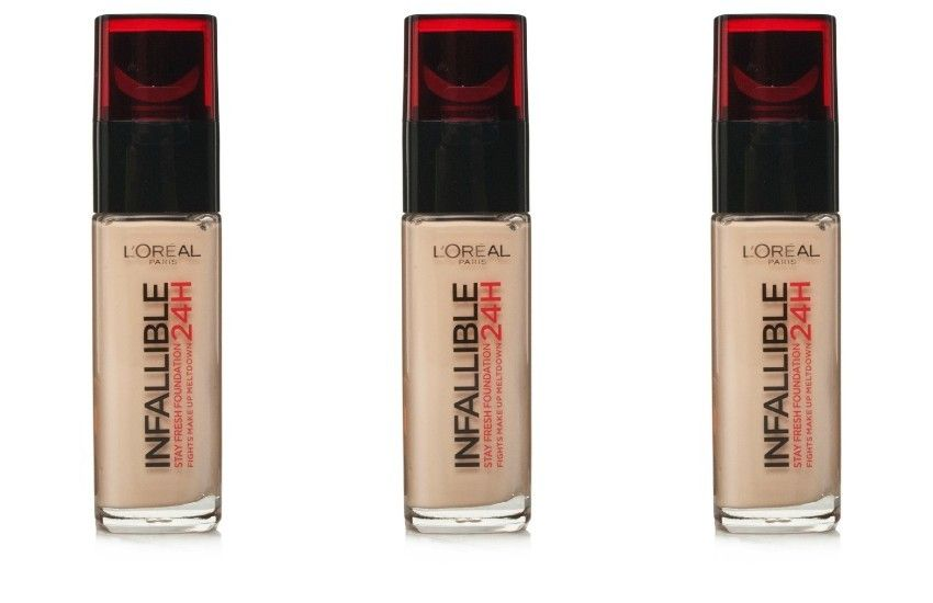 L'Oreal Infallible 24h Stay Fresh Foundation