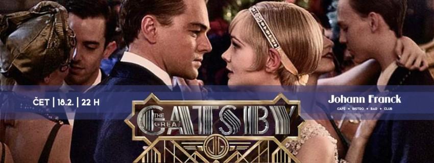 Osvoji karte za Great Gatsby u Johann Francku!