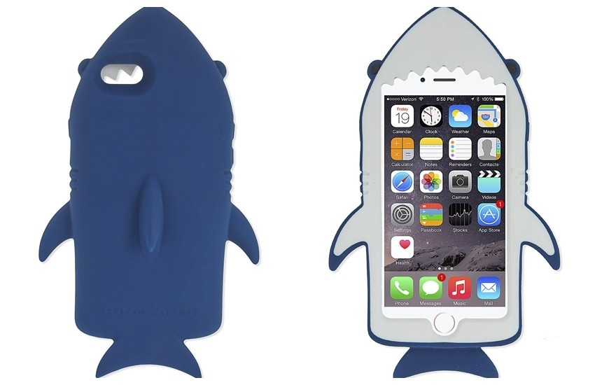 STELLA MCCARTNEY Shark iphone 6 case £40.00