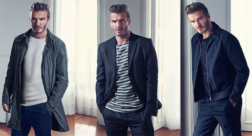 David Beckham Modern Essentials by H&M