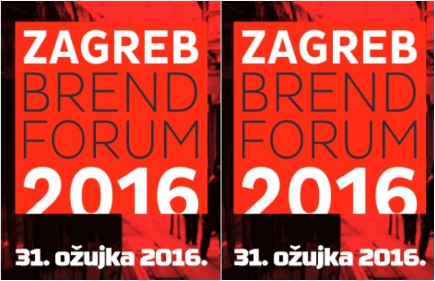Zagreb Brend Forum - 7. konferencija regionalnog poslovnog kluba Biznis Plus 31.03.2016 - 01.04.2016.