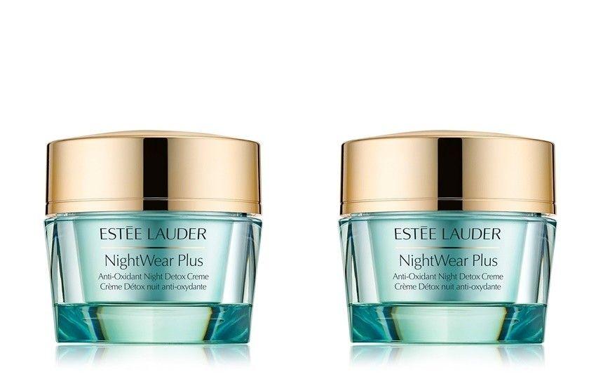 Estée Lauder NightWear Plus Anti-Oxidant noćna detox krema