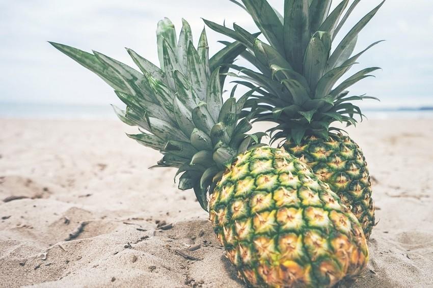 Ananas je SUPER hrana!