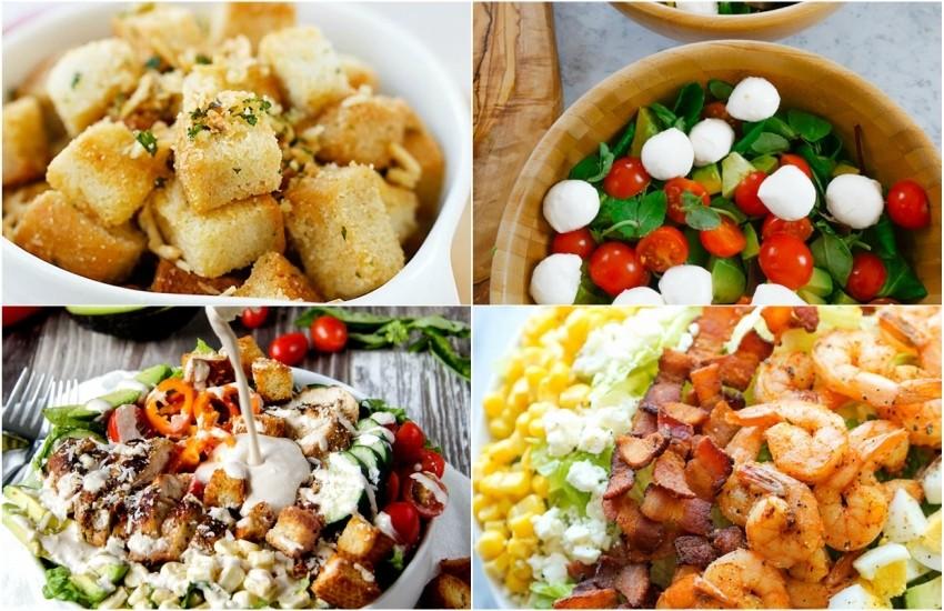 6 nezdravih dodataka koje stavljamo u salatu