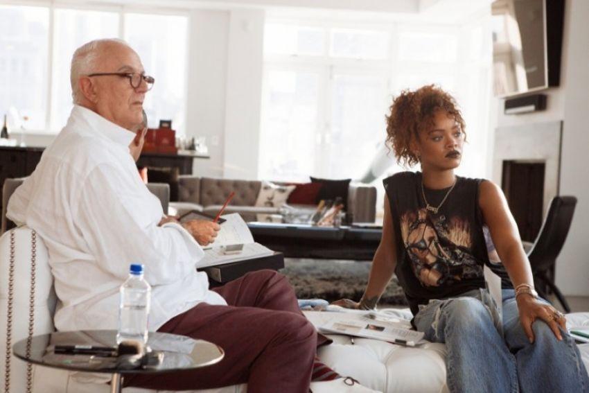 Rihanna i Manolo Blahnik (foto: Dennis Leupold)