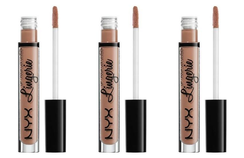 "NYX Lip Lingerie Liquid Lipstick ""Corset"""