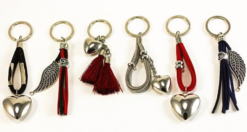 Chic Boutique privjesci za ključeve (39,90 kn)