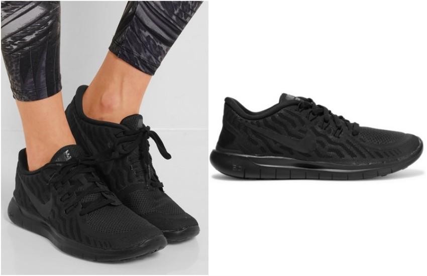 NIKE Free 5.0 mesh sneakers £100