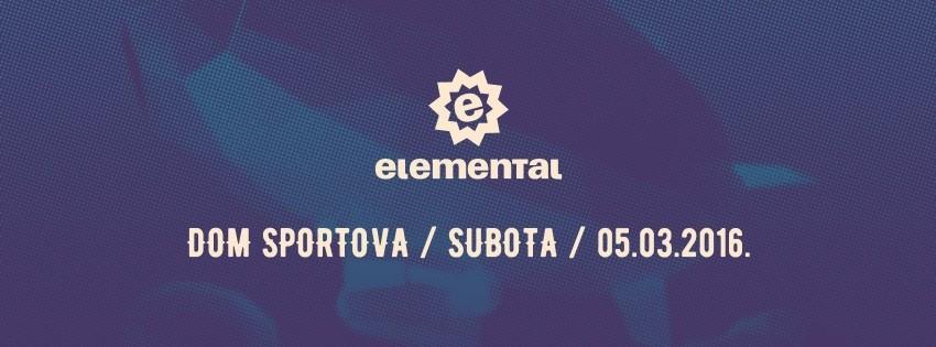 Elemental - Dan E @ Dom sportova