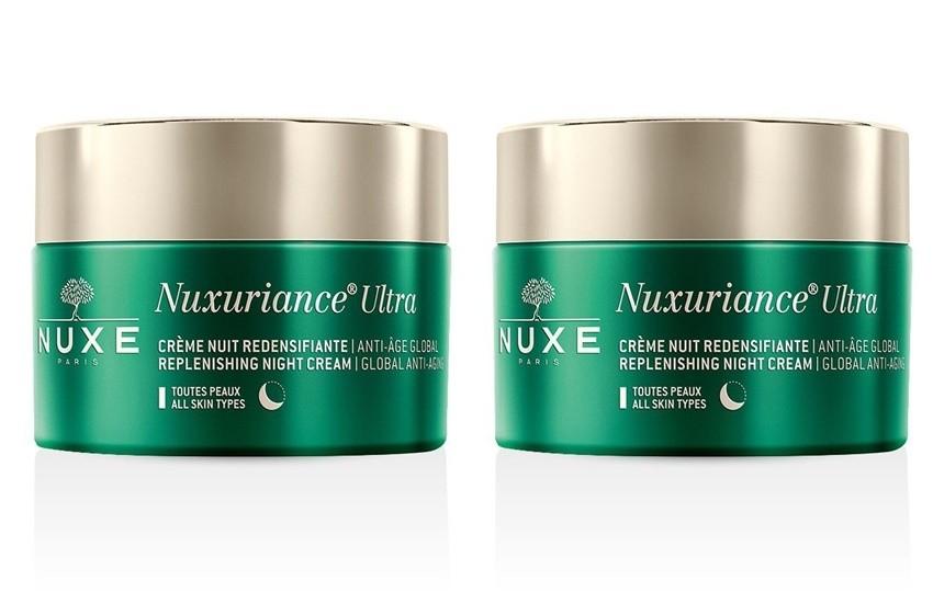 Nuxe Nuxuriance Ultra Noćna krema Crème Nuit Redensifiante Anti-Âge Global