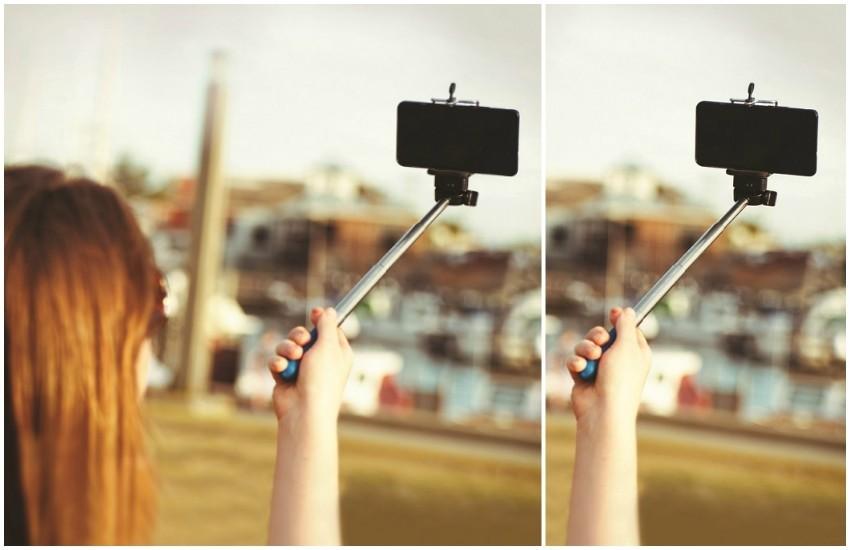Selfie štap (BIPA 79,90kn)