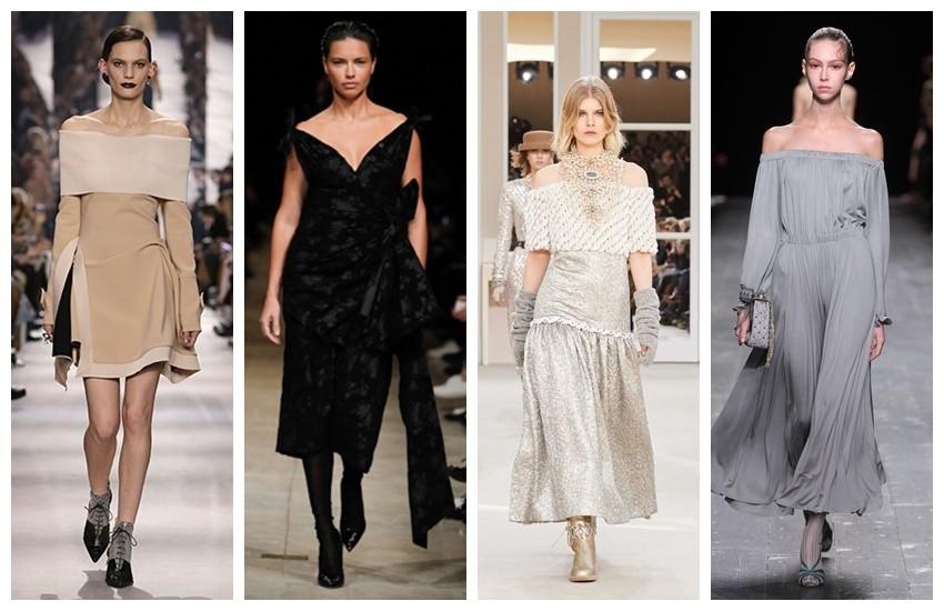 Dior, Miu Miu, Chanel, Valentino