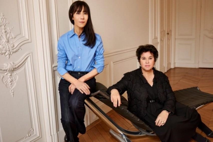 Bouchra Jarrar i Michèle Huiban