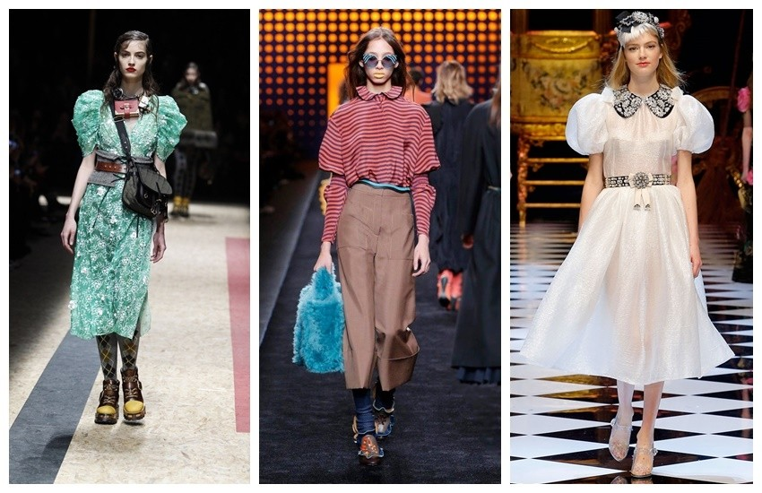 Prada / Fendi / Dolce&Gabbana