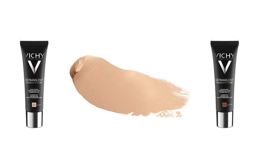 Vichy Dermablend [3D CORRECTION] korektivni puder