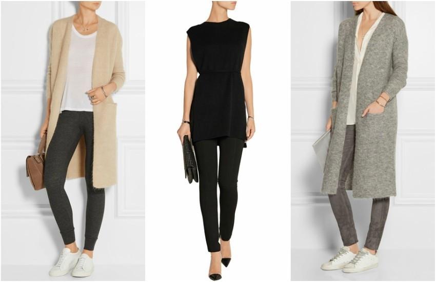 4 cool ideje kako nositi tajice na stylish način