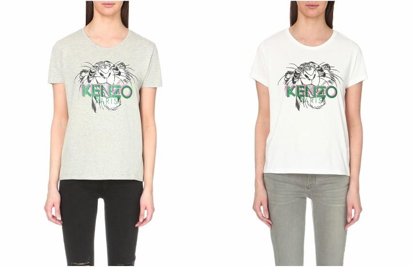 Kenzo x Jungle Book Shere Khan cotton-jersey t-shirt £90.00