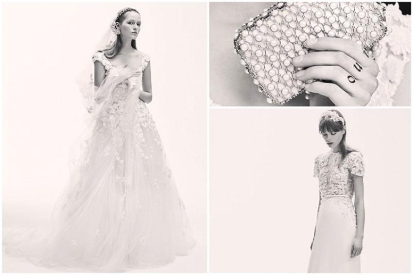 Elie Saab Bridal Spring 2017