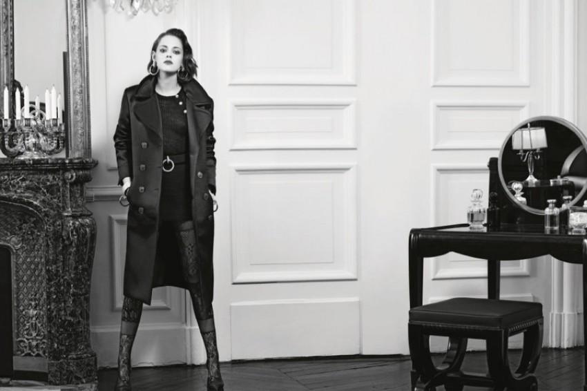 Kristen Stewart za Chanel