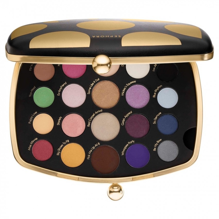 Sephora x Minnie Mouse Eyeshadow Palette