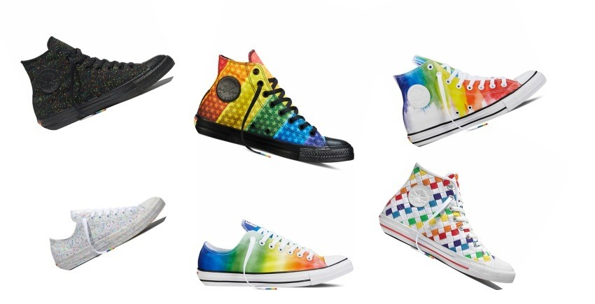 Converse LGBT Pride Collection