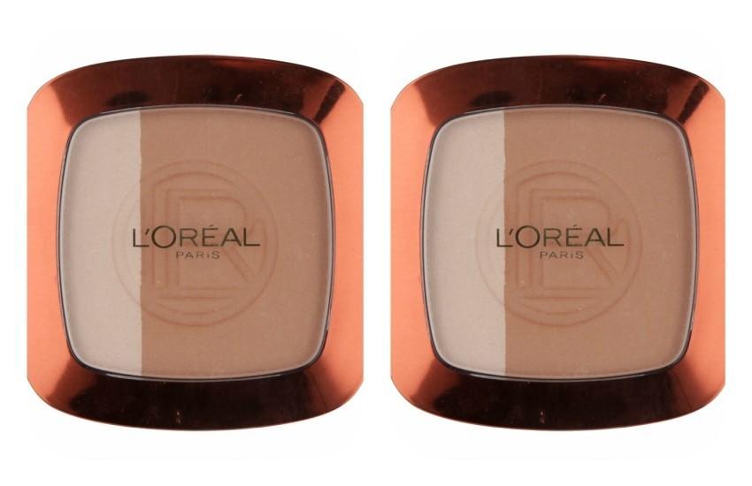 L'Oreal Glam Bronze Duo Bronzer