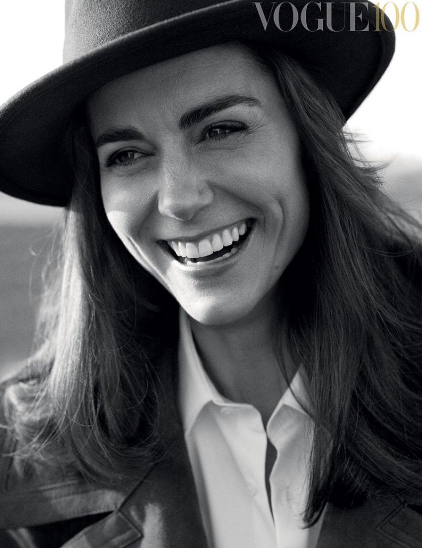 Kate Middleton za Vogue UK