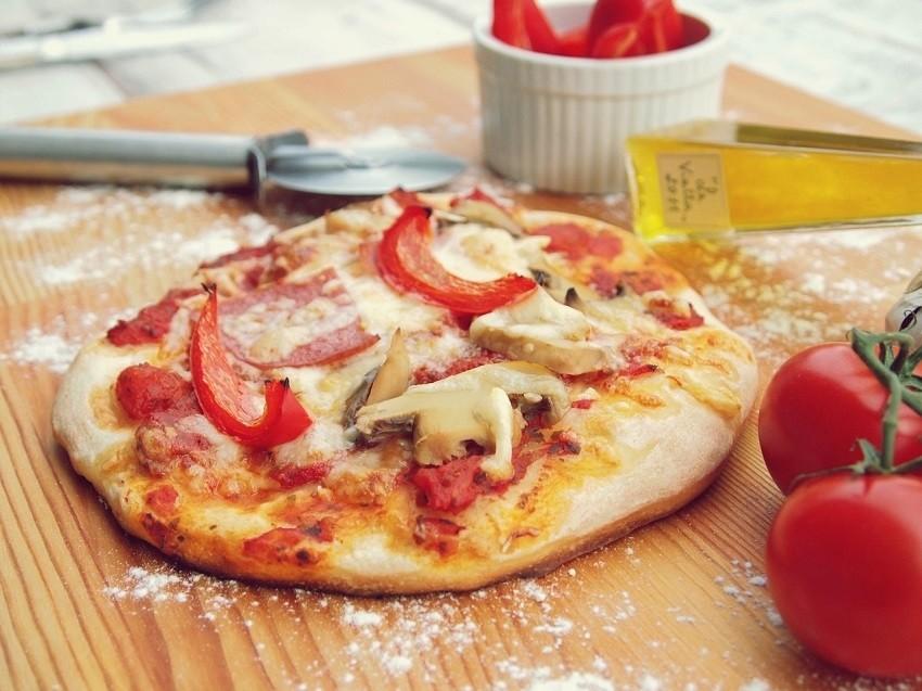 Pizza tijesto od samo dva sastojka