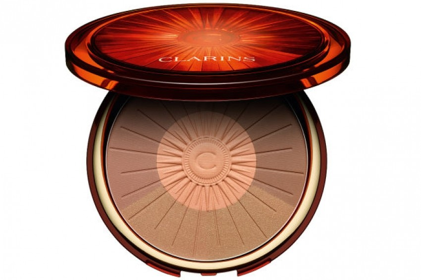 Clarins Bronzing & Blush Powder