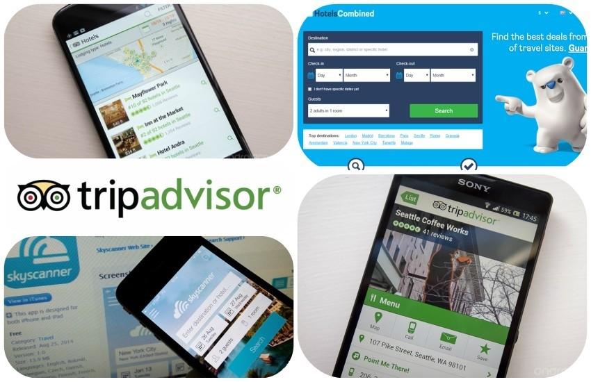 Top 5 najboljih (besplatnih) mobilnih aplikacija za putovanja
