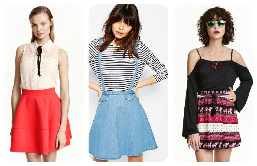 10 najboljih mini suknja iz high-street trgovina