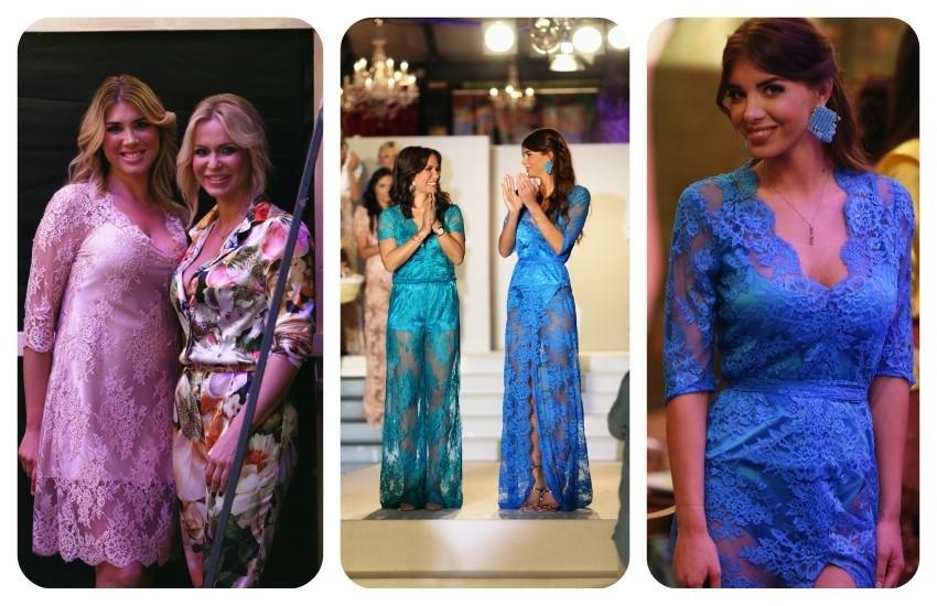 Brojna poznata lica na reviji Monike Sablić