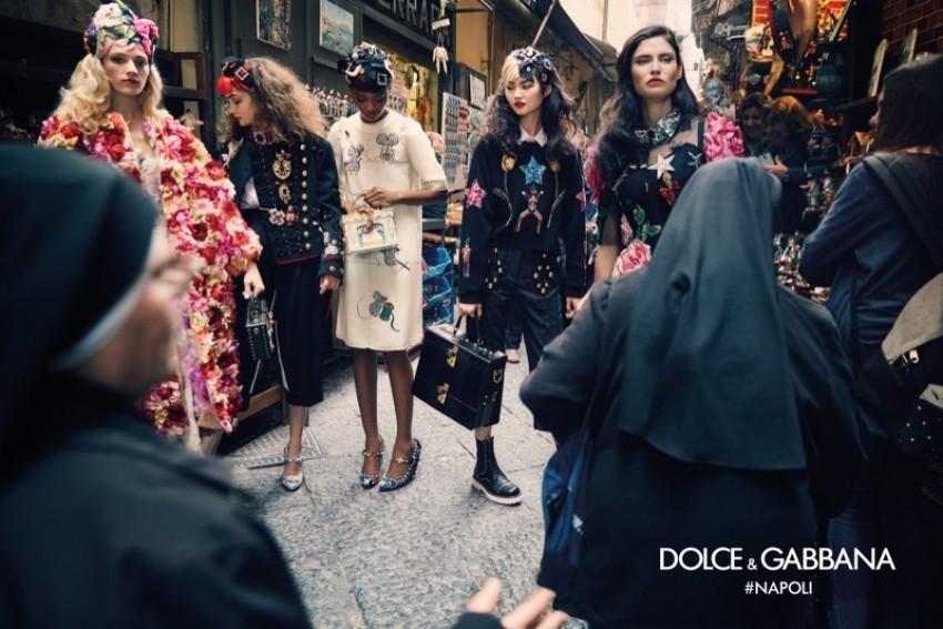 Dolce&Gabbana Fall 16