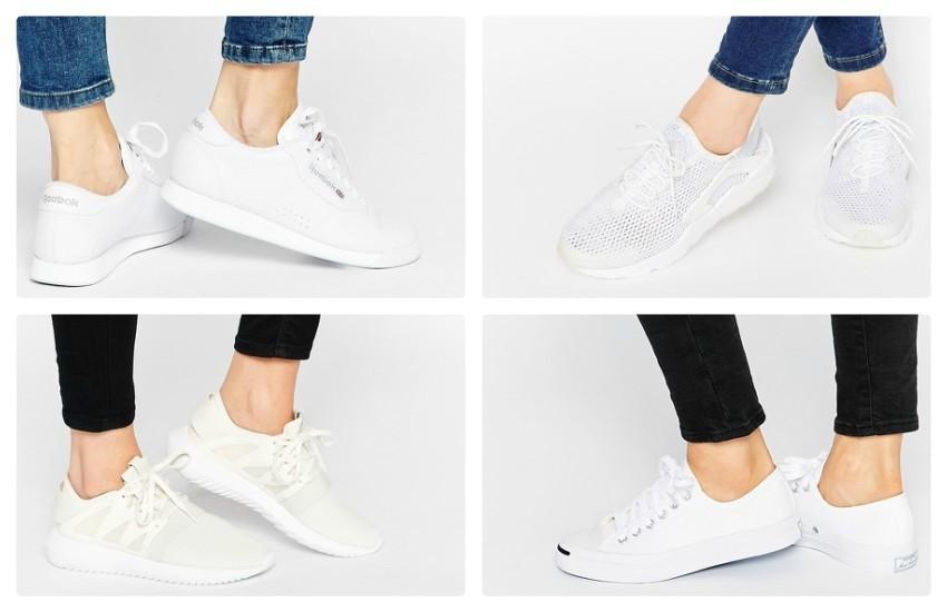 Reebok, Nike, Converse, Adidas Originals