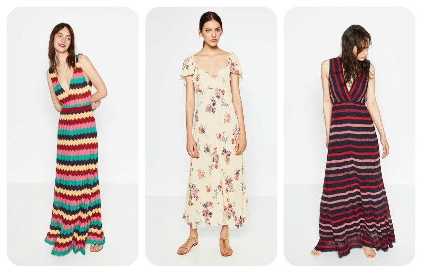Zara ima najbolje maxi haljine!