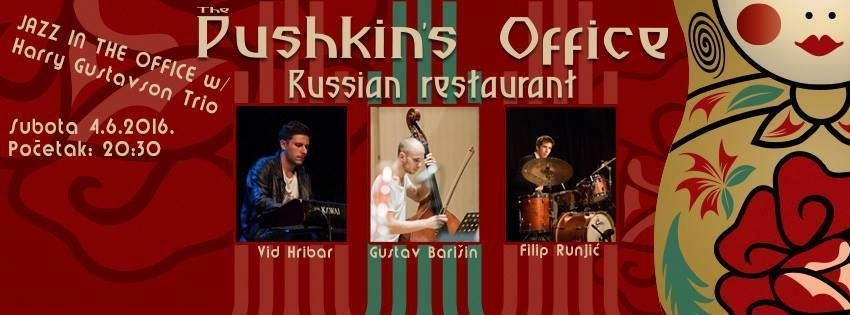 """The Pushkin's Office"""