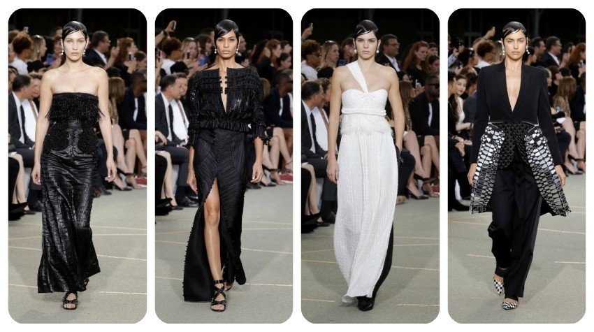 Givenchy fall-winter 2016 haute couture collection