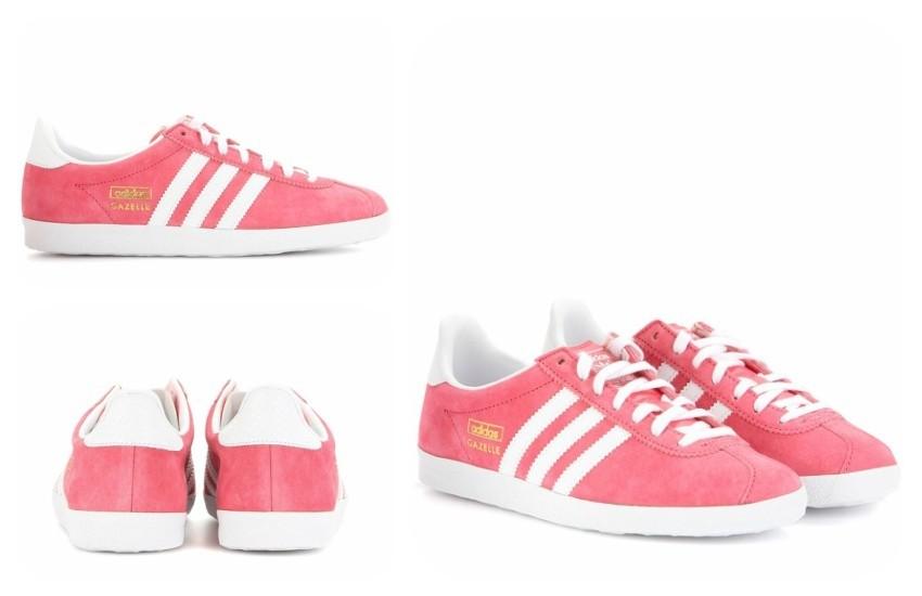 ADIDAS Gazelle OG suede sneakers £73