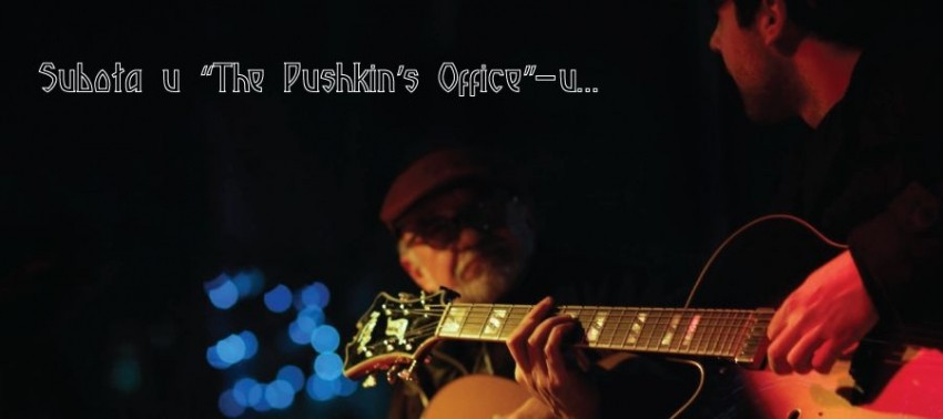 "Oridano GJ Band u ""The Pushkin's Office"""