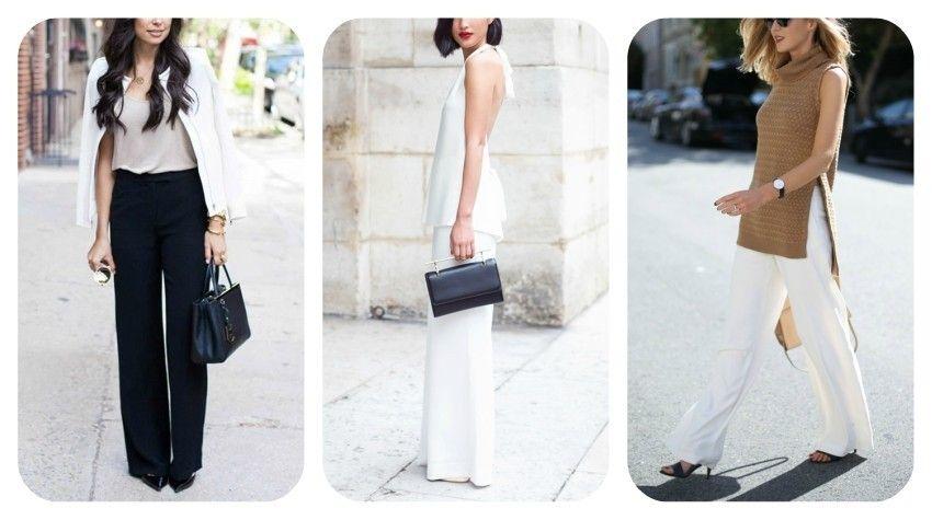 8 prijedloga kako nositi široke hlače ove sezone
