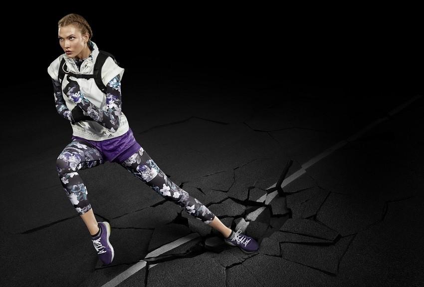Karlie Kloss za adidas by Stella