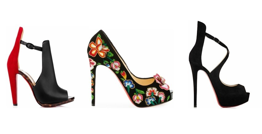Barabara gležnjače, Folklo platforme i Marlenalta t-strap sandale