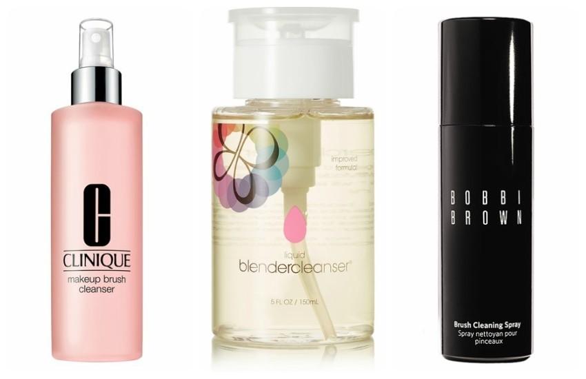 4 razloga zašto MORATE redovito čistiti četkice za šminku