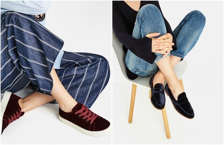 Cipele od baršuna: jesenski trend broj jedan!