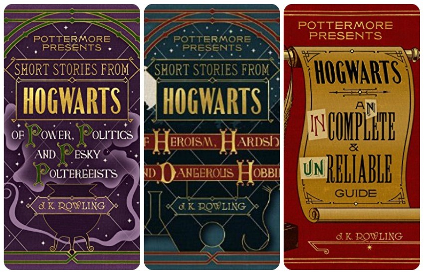 J.K. Rowling najavila 3 nove Harry Potter knjige